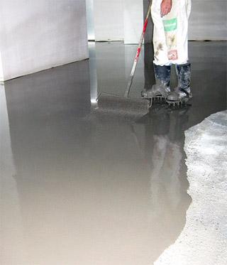 Наливной пол цементный раствор полиуретановые наливные полы цена за кв/м